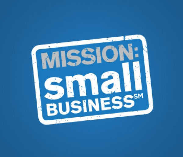 Vote for us in Mission: Small Business!