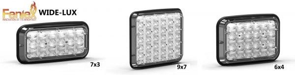 Feniex Wide-Lux Lights Now Available!