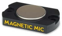 Magnetic Mic Makes Your Life Easy!